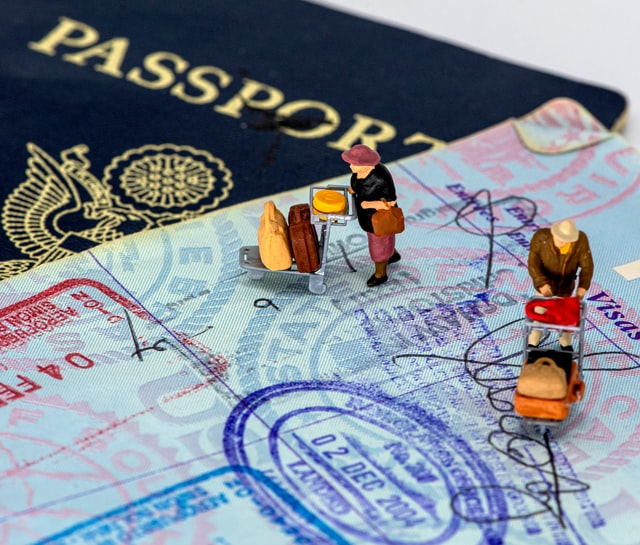 temporary residence visa extension during lock down