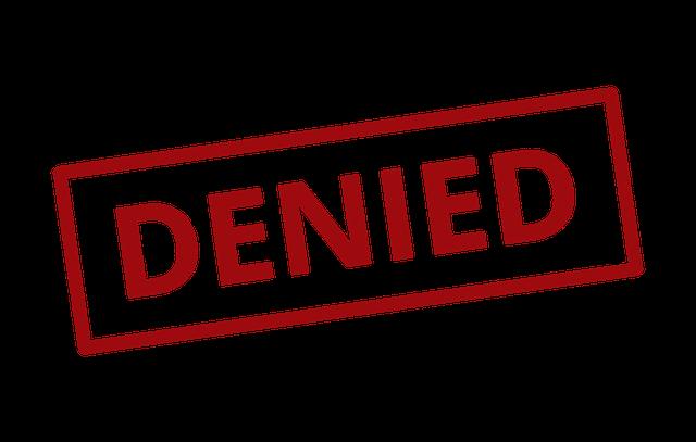 critical skills visa rejected